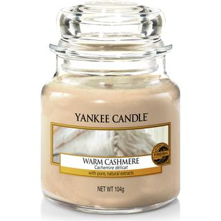 Yankee Candle Warm Cashmere Small Scented Candles