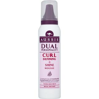 Aussie Miracle Styling Mousse Curl Define & Shine 150ml