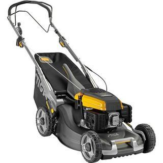 Stiga Twinclip 50 S Petrol Powered Mower