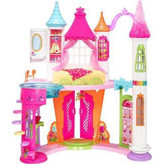 Barbie Dreamtopia Sweetville Castle DYX32