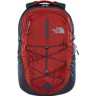 The North Face Borealis Backpack - Ketchup Red/Asphalt Grey