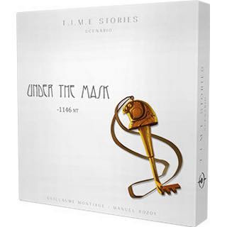 Asmodee T.I.M.E Stories: Under the Mask