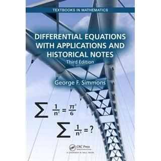 Differential Equations with Applications and Historical Notes, Third Edition (Inbunden, 2016)