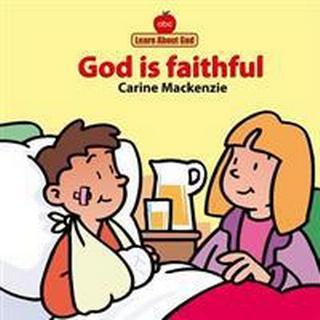 God Is Faithful Board Book (Kartonnage, 1999)