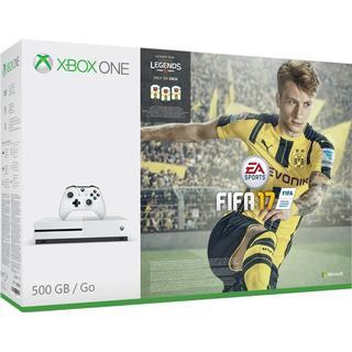 Microsoft Xbox One S 500GB - FIFA 17