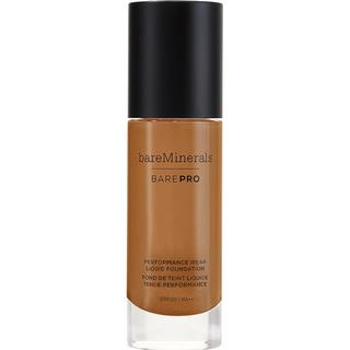 BareMinerals BarePRO Performance Wear Liquid Foundation SPF20 #29 Truffle