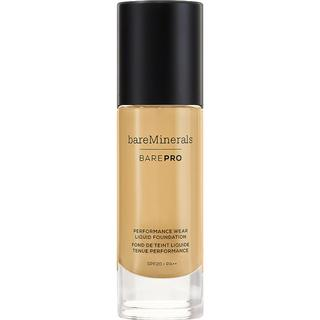 BareMinerals BarePRO Performance Wear Liquid Foundation SPF20 #19 Toffee