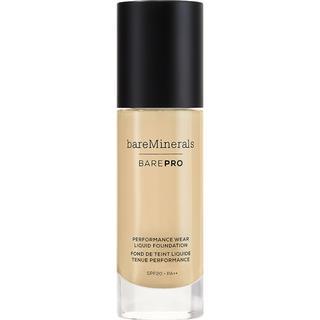 BareMinerals BarePRO Performance Wear Liquid Foundation SPF20 #13 Golden Nude