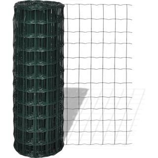 vidaXL Euro Fence 25mx120cm 140588