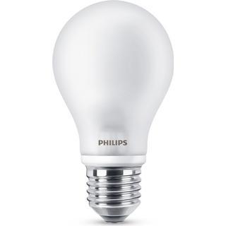 Philips 11cm LED Lamp 7W E27 2 Pack