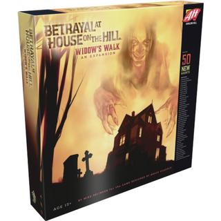 Avalon Hill Betrayal at House on the Hill: Widow's Walk