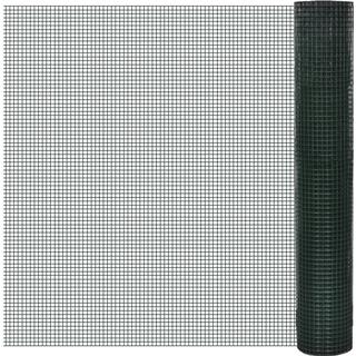 vidaXL Square Wire Netting 1x10m 140433