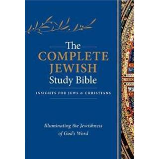 The Complete Jewish Study Bible, Paperback
