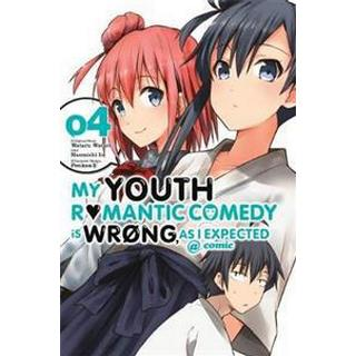 My Youth Romantic Comedy Is Wrong, As I Expected @ Comic 4, Paperback