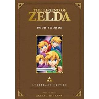The Legend of Zelda 5, Paperback