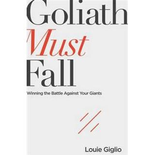 Goliath Must Fall: Winning the Battle Against Your Giants, Hæfte