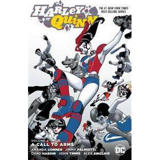 Harley Quinn 4, Paperback