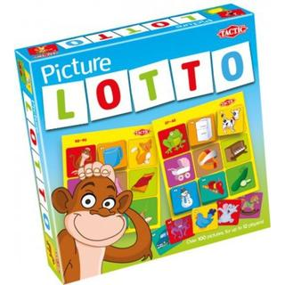 Tactic Picture Lotto