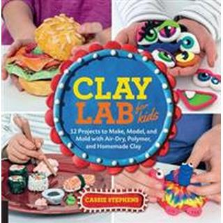 Clay Lab for Kids, Paperback