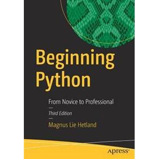 Beginning Python: From Novice to Professional, Hæfte