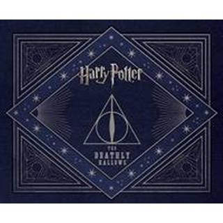 Harry Potter the Deathly Hallows Deluxe Stationery Set, Hardback