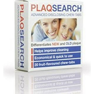 TePe Plaqsearch Disclosing Tablets 20-pack