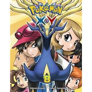 pokemon x y vol 8