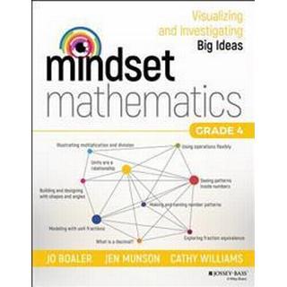 Mindset Mathematics: Visualizing and Investigating Big Ideas, Grade 4, Hæfte