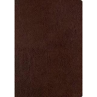 ESV Single Column Journaling Bible, Large Print (Mocha), Hardback