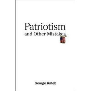 Patriotism and Other Mistakes, Paperback