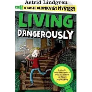 Kalle Blomkvist Mystery: Living Dangerously, Hæfte