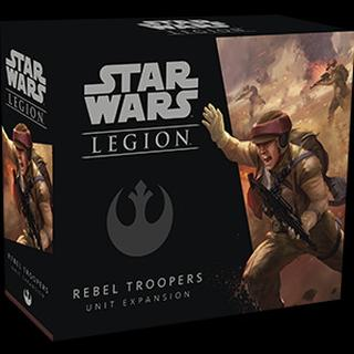 Fantasy Flight Games Star Wars Legion: Rebel Troopers Unit Expansion