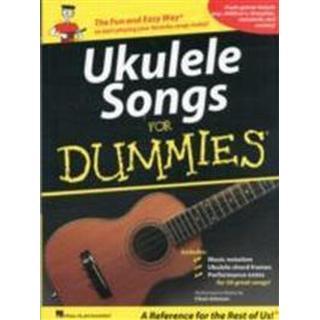 Ukulele Songs For Dummies, Hæfte