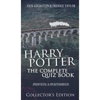 Harry Potter - The Complete Quiz Book, Hardback