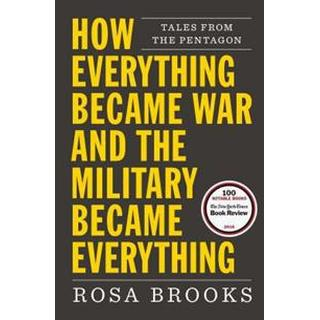 How Everything Became War and the Military Became Everything, Hæfte