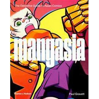 Mangasia: The Definitive Guide to Asian Comics, Hæfte
