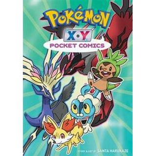 Pokémon X • Y Pocket Comics (Pokemon)