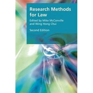 Research Methods for Law, Hæfte
