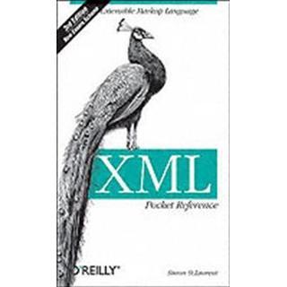 XML Pocket Reference (Pocket Reference (O'Reilly))
