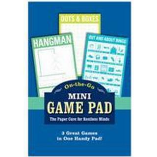 Hangman Mini-game Pad, Paperback