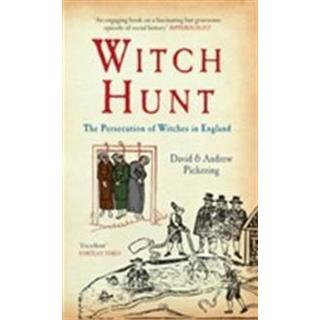 Witch Hunt: The Persecution of Witches in England, Hæfte
