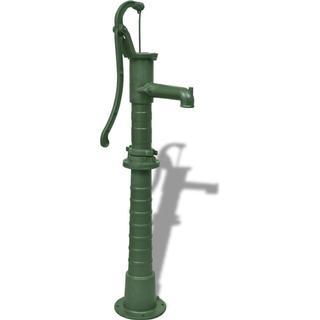 vidaXL Garden Water Pump with Stand