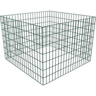 vidaXL Square Mesh Garden Composter 100x70cm