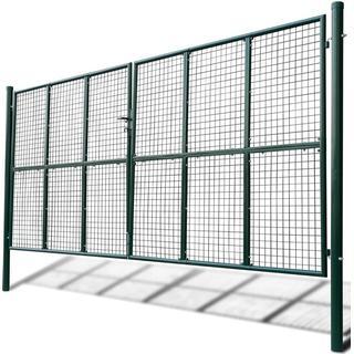 vidaXL Garden Gate 415x225cm