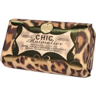 Nesti Dante Chic Animalier Bronze Leopard Soap 250g