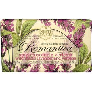 Nesti Dante Romantica Wild Tuscan Lavender & Verbena Soap 250g