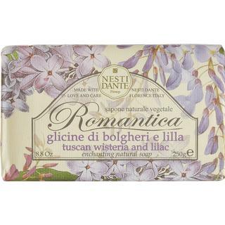 Nesti Dante Romantica Tuscan Wisteria & Lilac Soap 250g