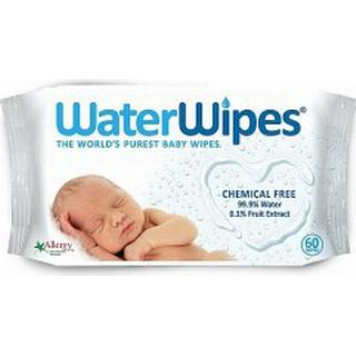 WaterWipes Sensitive Baby Wipes 60pcs