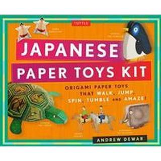 Japanese Paper Toys Kit (Pocket, 2016)