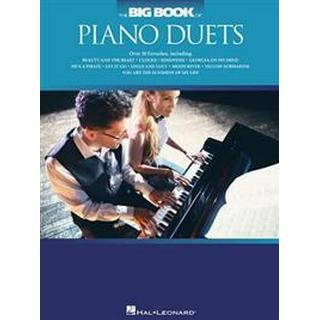 The Big Book of Piano Duets (Häftad, 2017)
